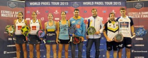 Madrid crowns the Final Master 2015 winners