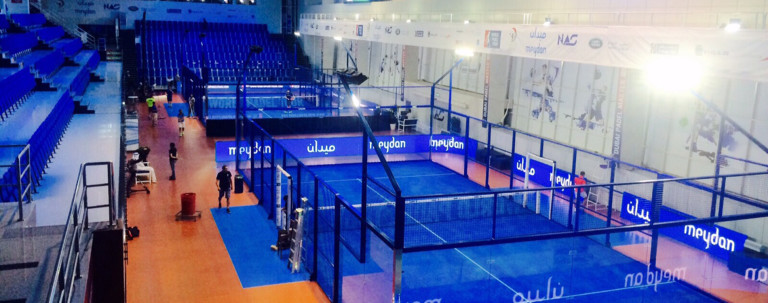 Dubai Padel Master: The local qualified couples are defined