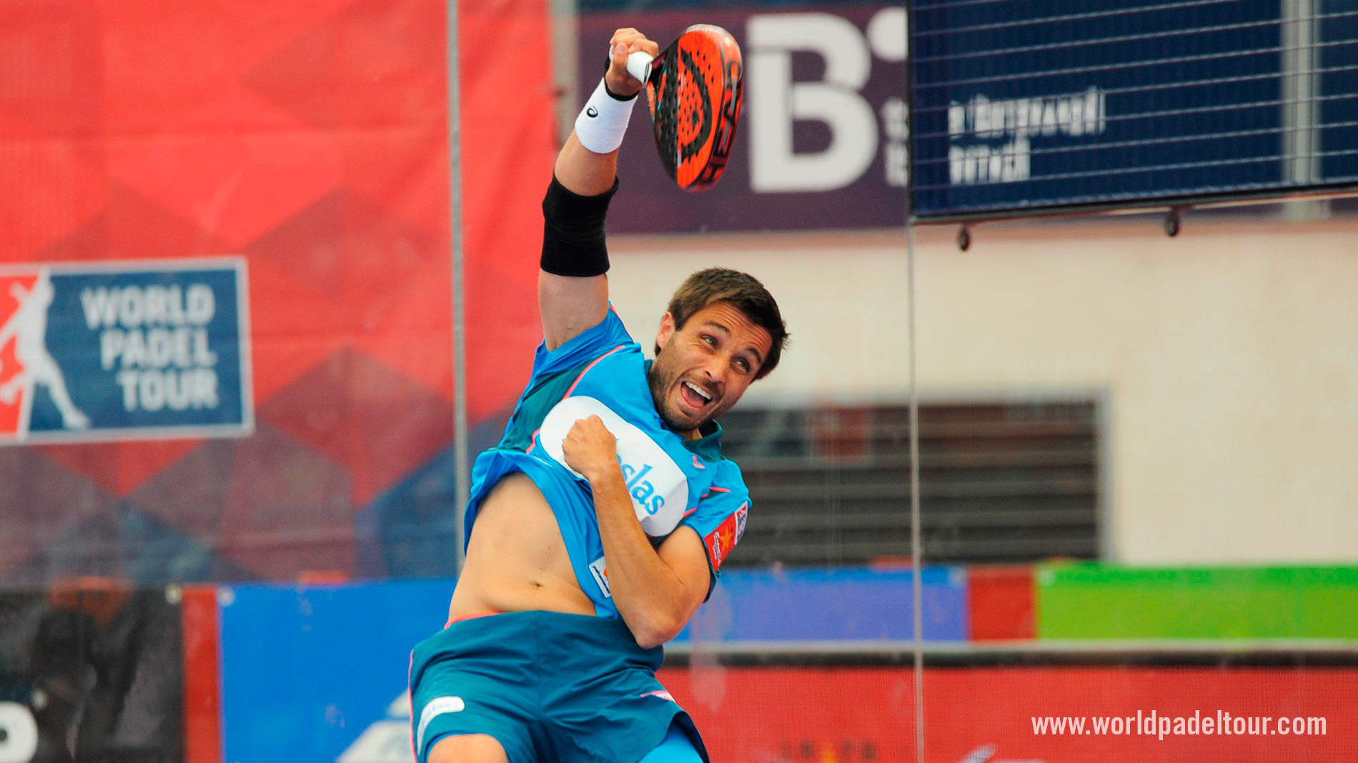 Agonizing Classification For Lamperti Mieres World Padel Tour