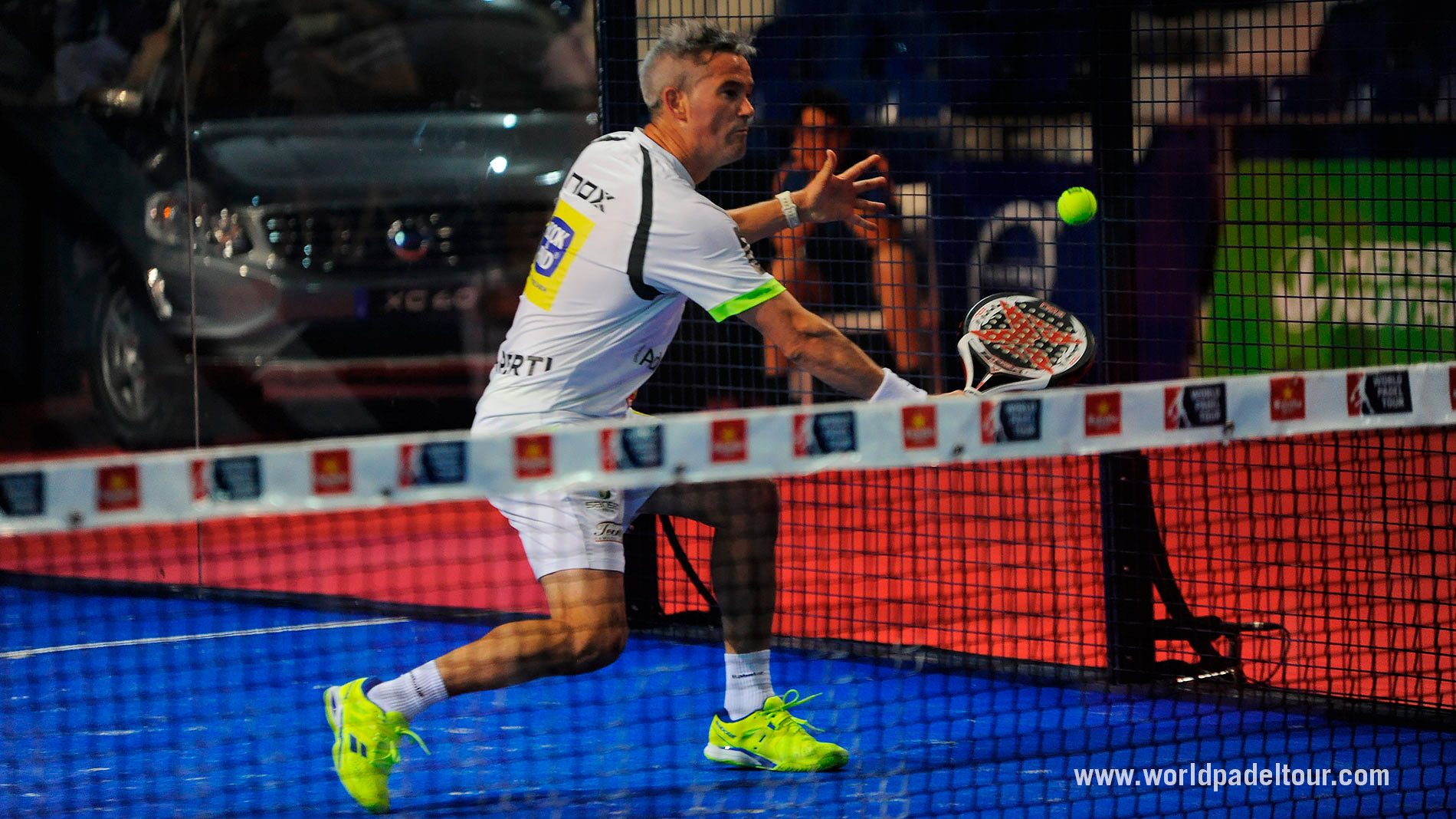 Lamperti Mieres Complete The Semifinal Lineup World Padel Tour