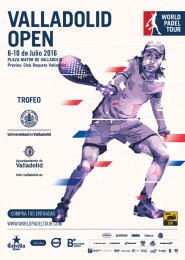 World Padel Tour Valladolid Open 2016