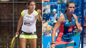 The girls also make changes: Ortega and Sanchez together again