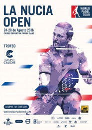 World Padel Tour La Nucía Open 2016