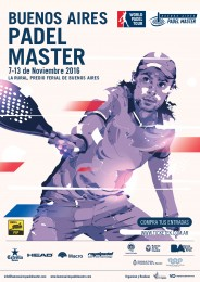 Buenos Aires Padel Master 2016