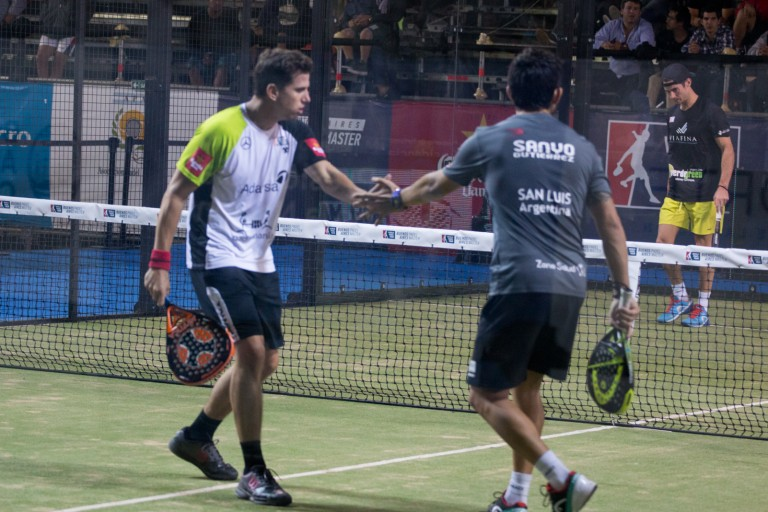 More pairings reach the last 16 at the Buenos Aires Padel Masters [Vídeo]