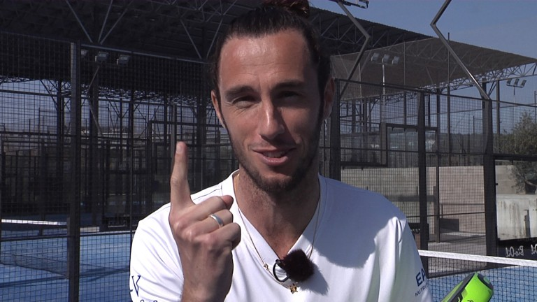 The French Revolution reaches the World Padel Tour, meet Robin Haziza [Vídeo]
