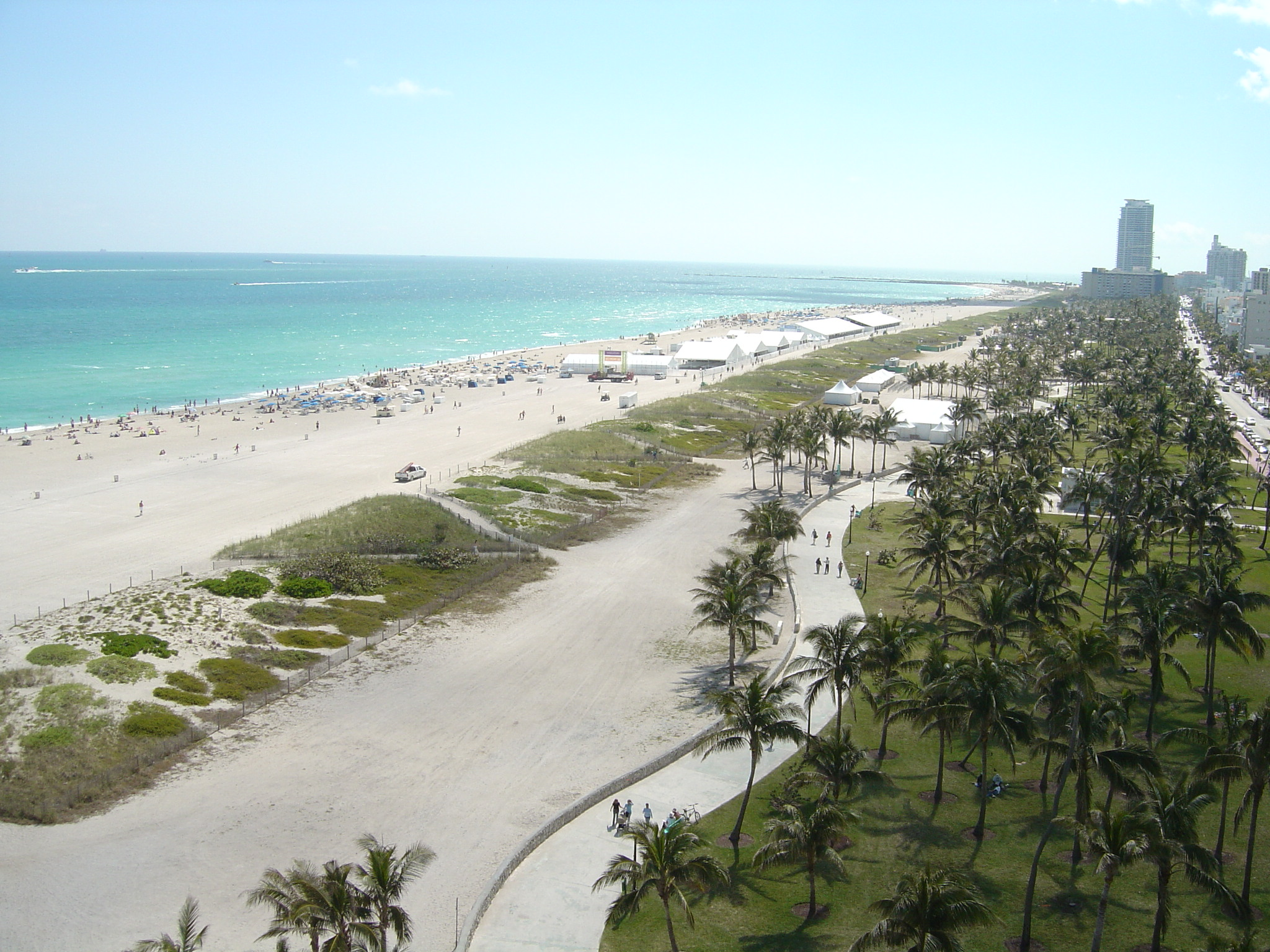 Lummus Park South Beach