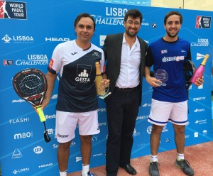 Díaz and Capra take the Lisbon Challenger