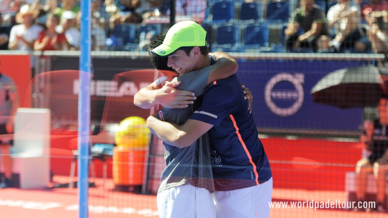 Chingotto and Tello, new stars in the World Padel Tour universe [Vídeo]