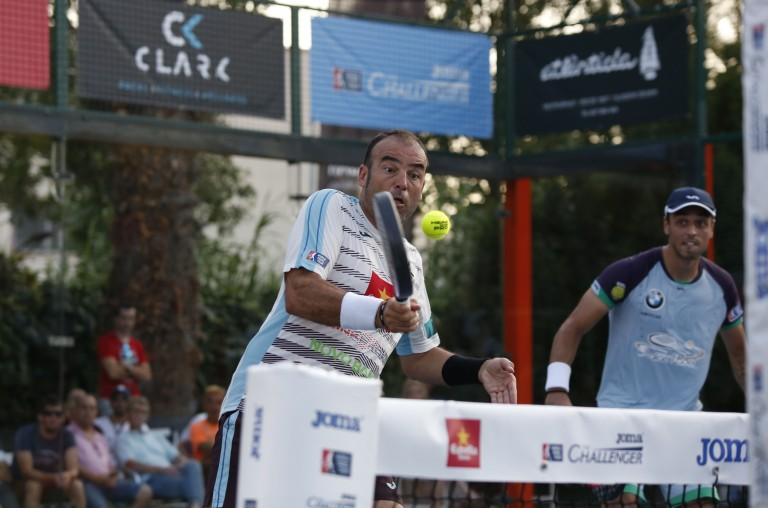 The final of the Joma Challenger Cabrera de Mar is served