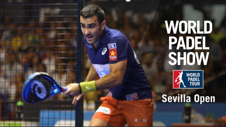 World Padel Show versión Sevilla Open 2017
