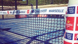 The best padel in the world lands in France with the Marseille Challenger