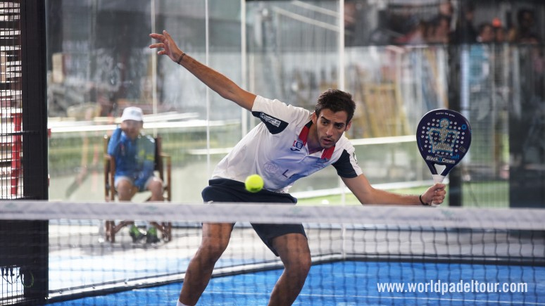New pairings force their way through to the quarters of the Vallbanc Andorra Open