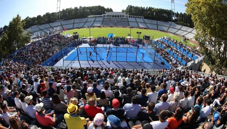 Die is cast for the Cascais Padel Master 2019