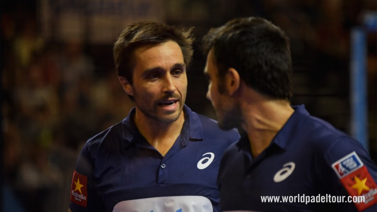 Bela and Lima win their fifth title at the foot of La Alhambra