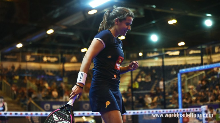 The 3 best points from the women's Estrella Damm Master Final 2017