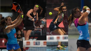 The future of women's padel looks for a place in the elite of the World Padel Tour