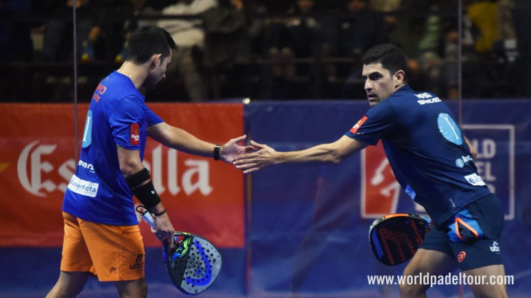Jardim And Tapia Gatecrash The Seeds Party World Padel Tour