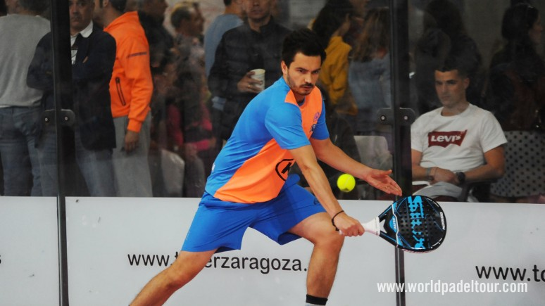 8 pairings survive a demanding prequalifying draw at the Estrella Damm Zaragoza Open