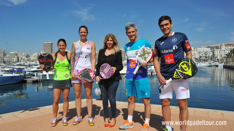 Alicante is ready to stage the first Open of the season