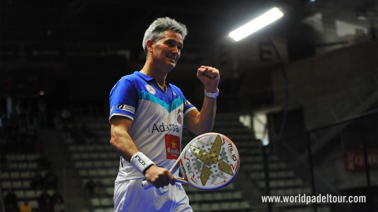 The First Quarter Finalists Appear In Alicante World Padel Tour