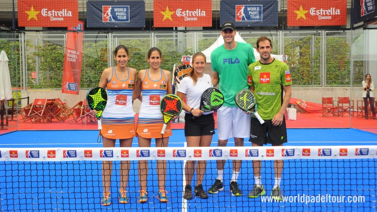 The ATP and the WTA join forces with the World Padel Tour again