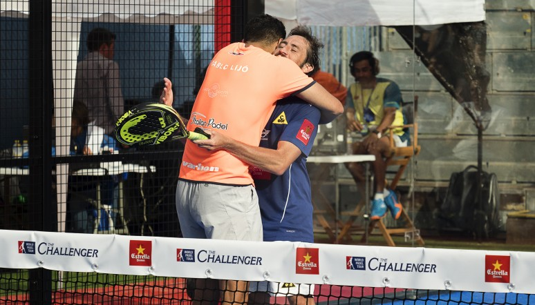 Lijó and Grabiel prolong their good moment of form: Champions of the Madrid Challenger 2018
