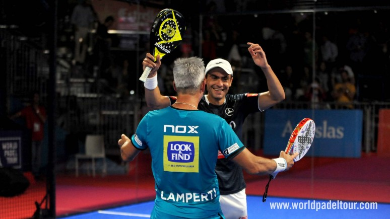 Lamperti And Mieres Claim Revenge For Jaen World Padel Tour