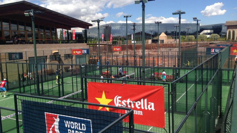 El reparto de billetes para el Swedish Padel Open arranca en Madrid
