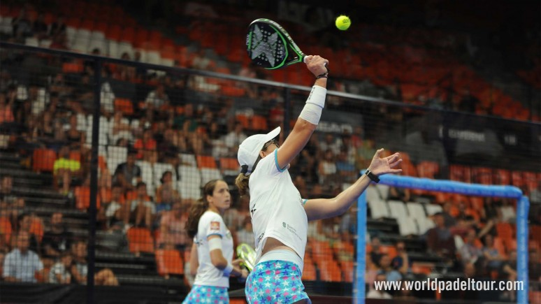 The best women's pairings so far this season on the World Padel Tour