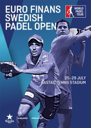Euro Finans Swedish Padel Open 2018