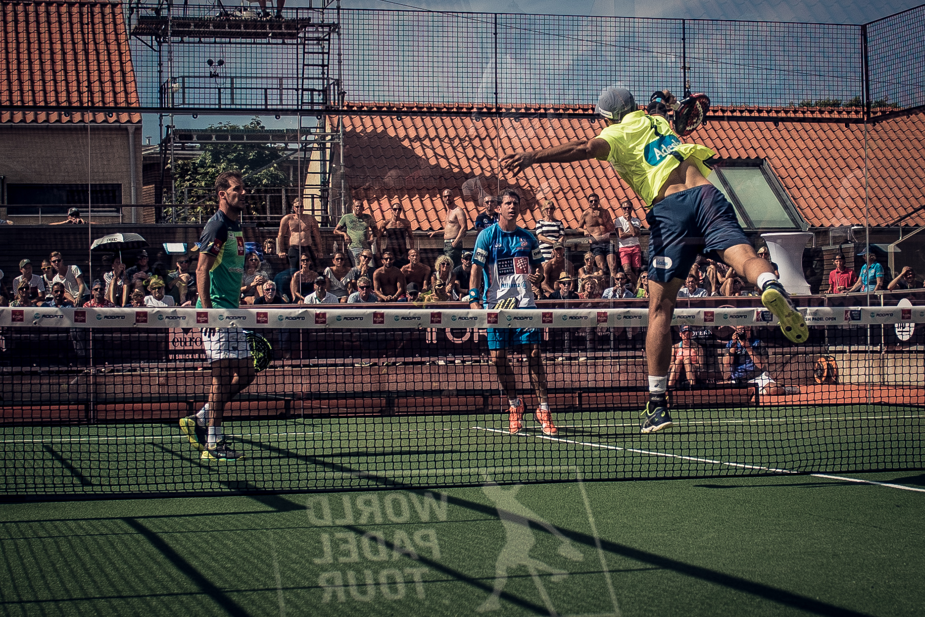 Final 5 - Final Swedish Padel Open by Johan Lilja