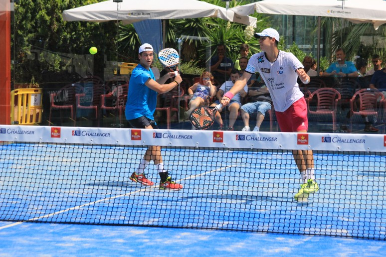 The Cabrera de Mar Challenger heads into the final stretch of qualifying