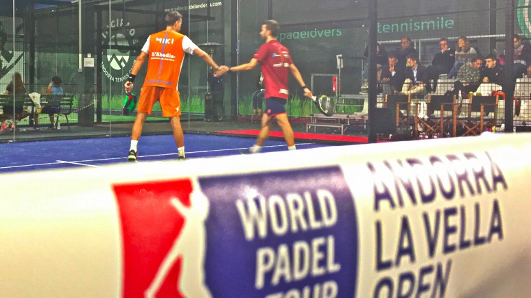Get to know the pairings that made the main draw in Andorra