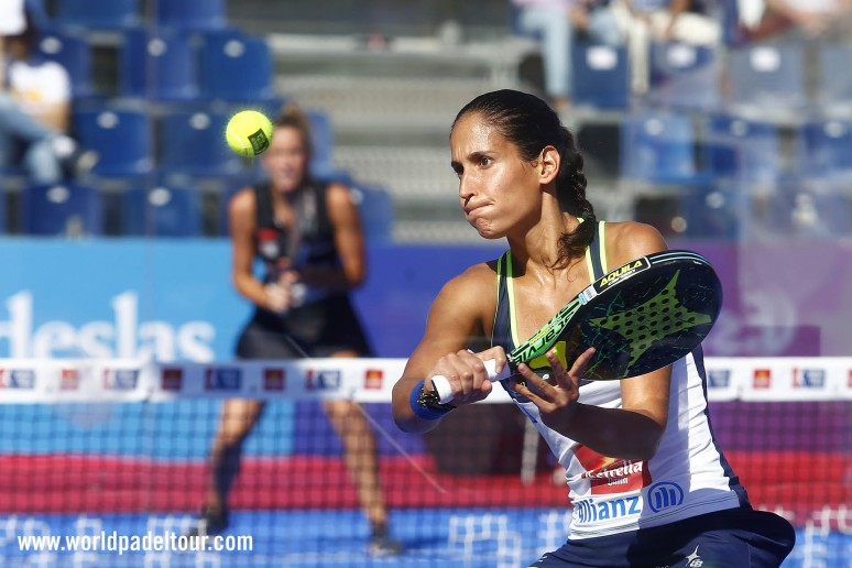 The twins prove why they reign the World Padel Tour