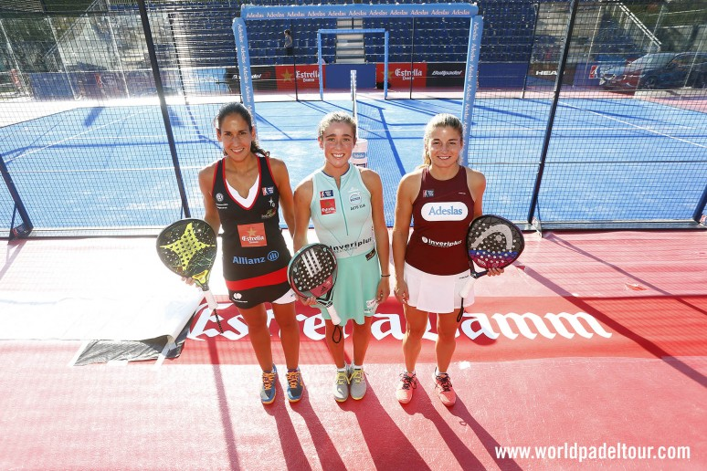 Women's padel makes history as the 'Wopen' is presented in Madrid