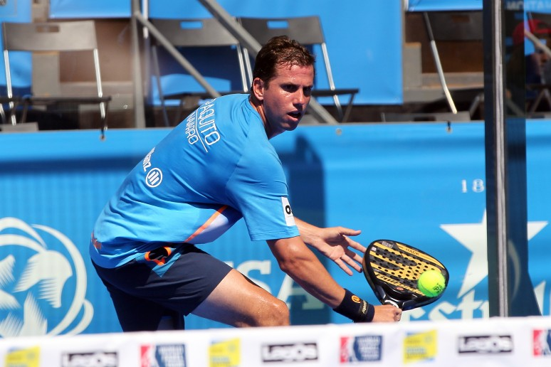 Paquito Navarro withdraws from the semifinals of the Portugal Master through injury