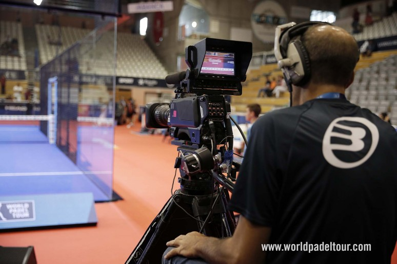 Game, share and match to the World Padel Tour at the Granada Open 2018