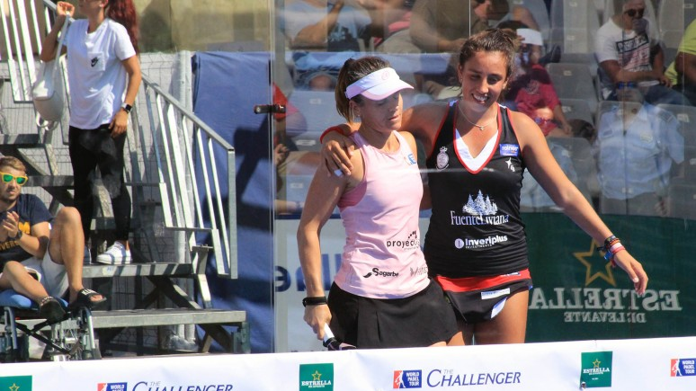 Tenorio and González take on Patty and Eli in the final of the Villa de San Javier Challenger
