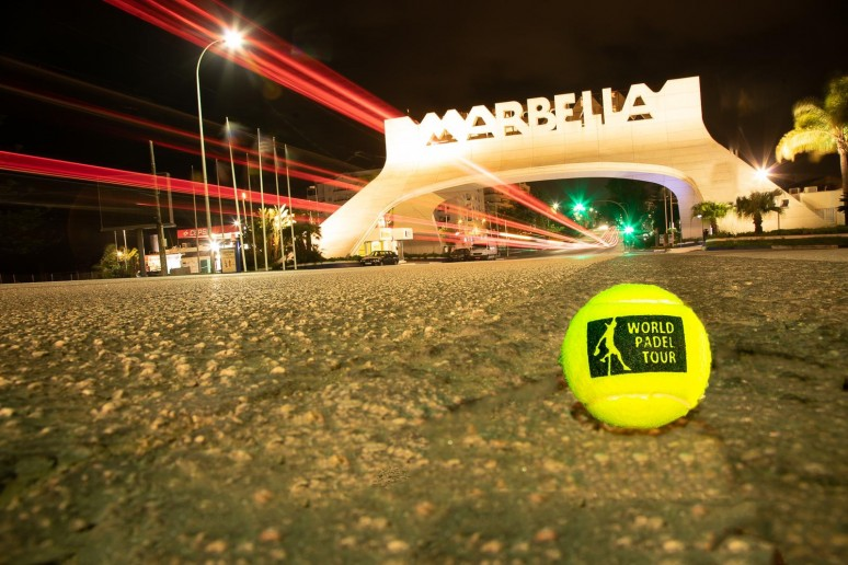 Marbella: official World Padel Tour venue for the next 3
