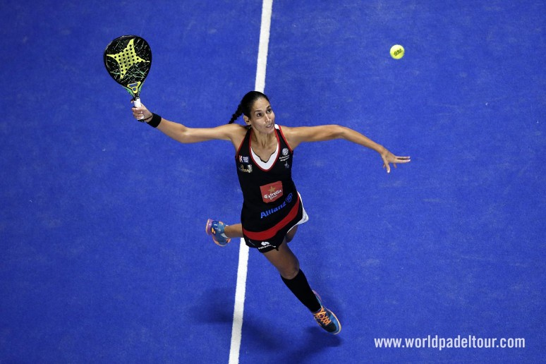 Majo and Mapi complette a stellar semifinal lineup in Bilbao