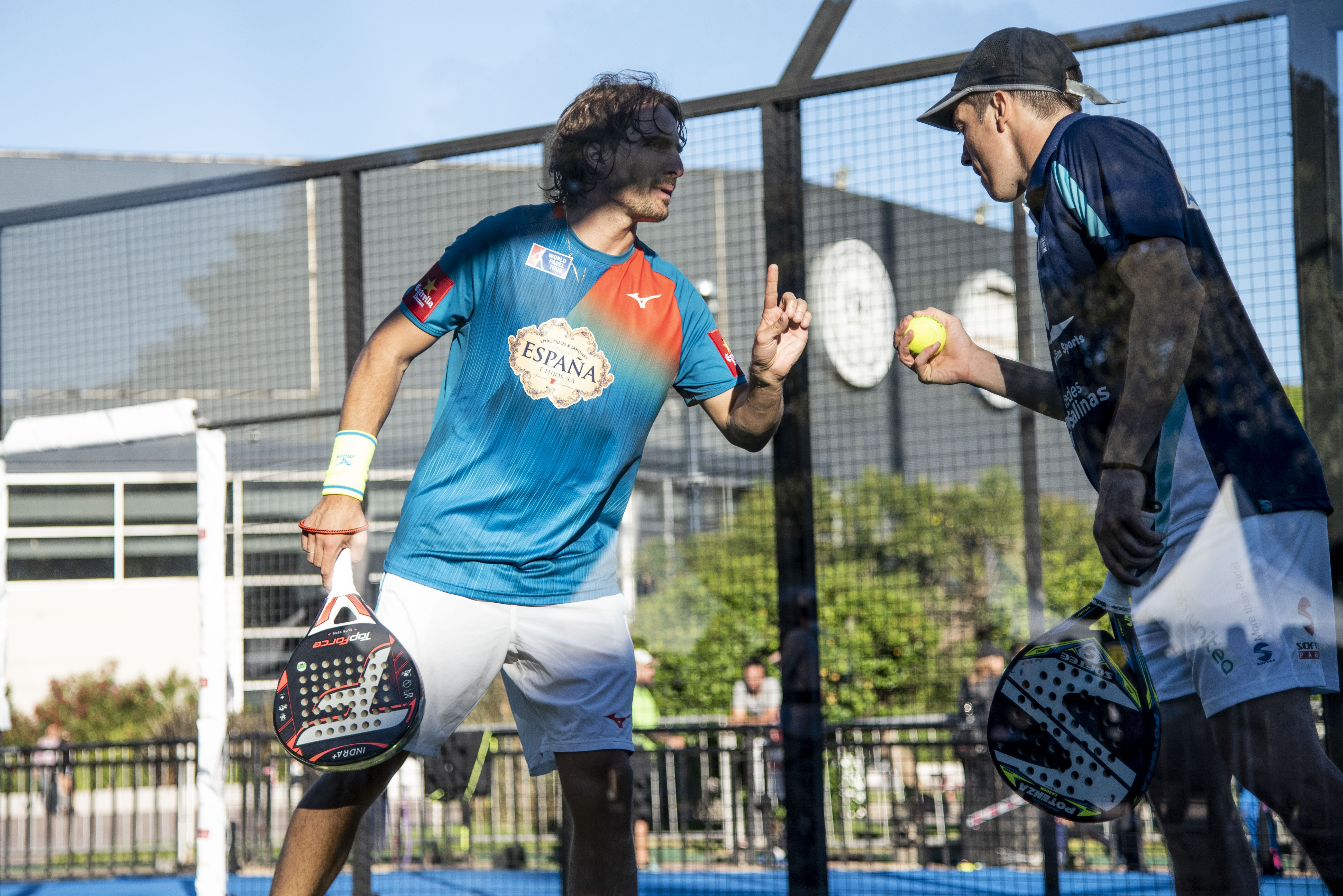 Fede Quiles - Chico Gomes 2 - Dieciseisavos - Buenos Aires Padel Master 2018