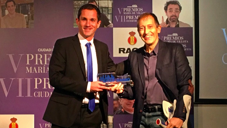 The World Padel Tour cleans up at the Ciudad de la Raqueta awards