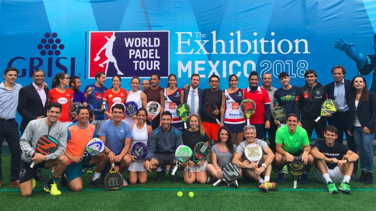 Mexico joins the best padel in the world
