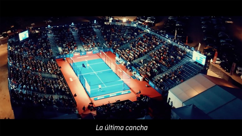 It's not just padel. It's the Estrella Damm Master Final