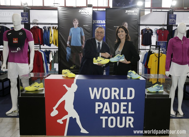 World Padel Tour and JOMA will walk together from this season