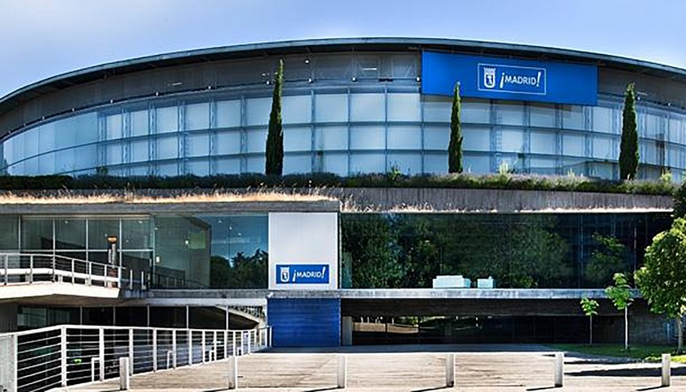 The Madrid Arena will have free parking for fans at the Estrella Damm Master Final