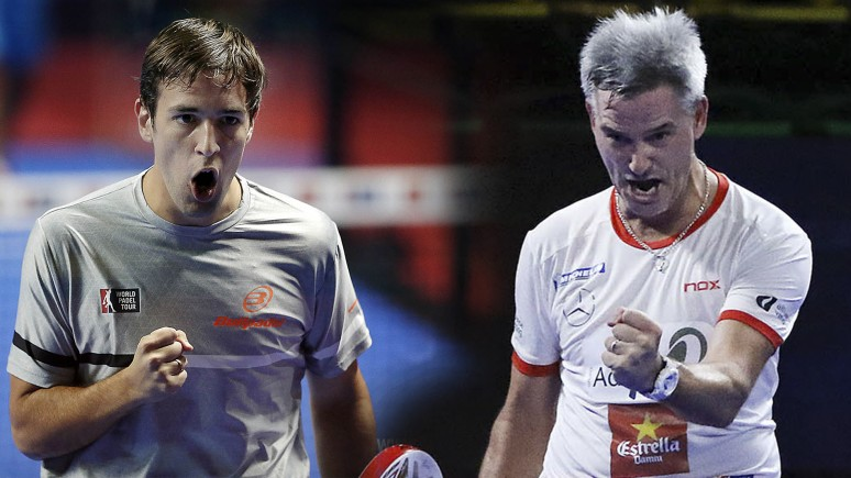 Lamperti And Capra Guaranteed Excitement On Court World Padel Tour