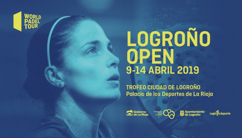 Tickets for the Logroño Open 2019 are already on sale!