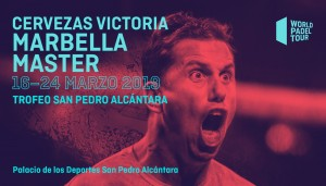 The tickets for the Cervezas Victoria Marbella Master are now on sale!